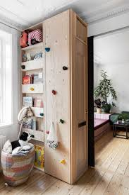 how to optimise space in your kids room big solutions for small i m sure you will find a lot of inspiration in this apartment and some clever storage ideas for kids rooms that will enlarge your space