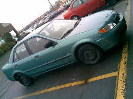 2001 mazda protege information and photos zombiedrive