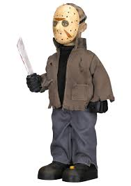 animated 14 in jason prop halloween costume ideas 2016
