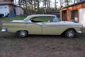 4 Door Muscle Cars - 1957 ford fairlane 500 for sale 1951949 hemmings motor news