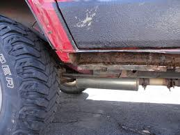 Jeep Cherokee Floor Pan by Rusty Rocker Panels Jeep Cherokee Forum