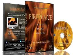 fire dvd fireplace 85 minutes of long wood fires with burning