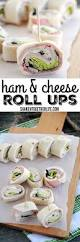 sick of sandwiches need an easy party appetizer our ham u0026 cheese