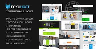 foxuhhost u2013 shop corporate u0026 web hosting wordpress theme whmcs