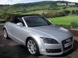 audi tt 08 used audi tt 2 0 tfsi exclusive line roadster 2dr 2 doors