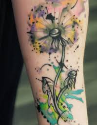 Flower Butterfly Tattoos 01 65 Exles Of Watercolor And Design