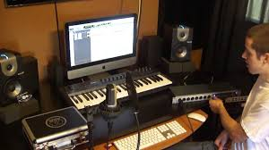How To Set Up A Home Recording Studio The Basics Needed To Start Create Your Own Home Recording Studio