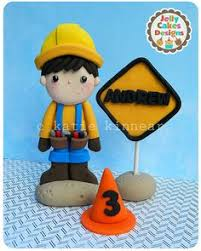 construction cake toppers minecraft img for minecraft steve cake topper cakes