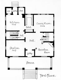 contemporary colonial house plans scientific building edition a modern colonial house at