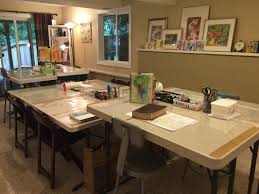 Art Studio Desk by Seattle Area Faithart Bible Study Studio