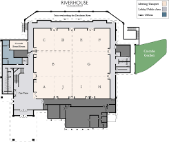 oregon convention center floor plan floor plans and capacity charts for bend oregon meeting space