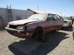 peugeot 405 wagon junkyard find 1989 peugeot 405 s the truth about cars