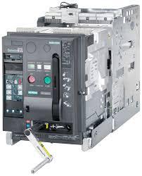 air operated circuit breaker tetrapolar tripolar fixed
