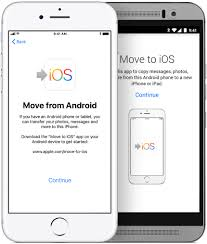 from android move from android to iphone or ipod touch apple support
