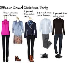casual or in office christmas party polyvore