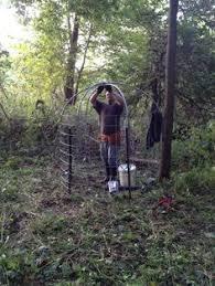 Reflective Deer Blind Deer Blind Wire Panels Bing Images Deer Blinds Pinterest
