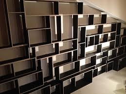 28 modular bookshelf noir vif nv01 modular bookshelf