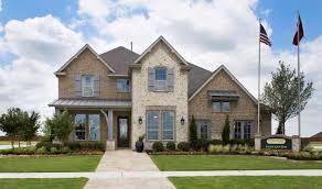 k hovnanian homes model update frisco richwoods lexington