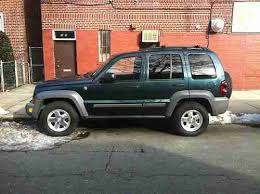 used jeep liberty diesel buy used jeep liberty crd diesel sport 2 8l great shape suv in