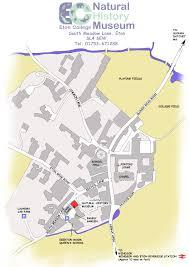 Leaflet Google Maps Eton Natural History Museum Eton College Windsor Sl4 6ew
