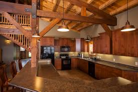 pole barn home interior pole barn home kitchens small home decoration ideas wonderful and