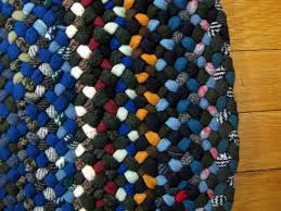 Braided Rugs Round by 4 U00275
