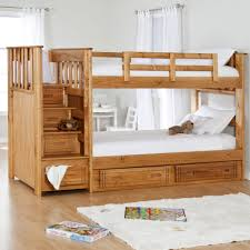 New Bunk Beds Impressive Bunk Bed With Steps Bedroom And Beds For Stairs
