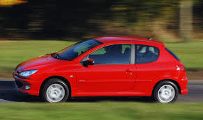 rent a car peugeot peugeot 206 hatchback review 1998 2009 parkers