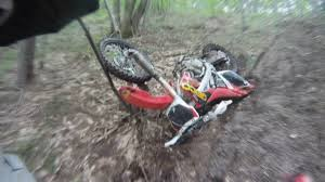 buy motocross bikes crf 250 wide open enduro how destroy your bike youtube