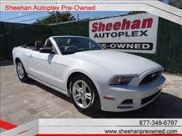 ford mustang 2014 convertible price 2014 ford mustang for sale carsforsale com