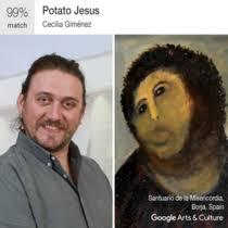 Potato Jesus Meme - no time for pods meme guy