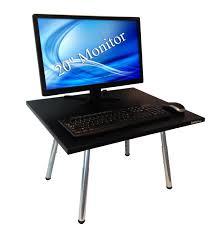 Computer Desk Portable by Portable Standing Desk Decofurnish