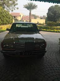 mercedes benz e class e200 1983 for sale in lahore pakwheels