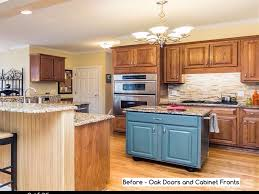 Kitchen Cabinet Fronts Kitchen Cabinets Refinishing Refacing Redooring Custom
