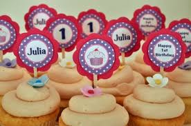 personalized cupcake toppers birthday cupcake ideas custom cupcake toppers cupcake ideas for you