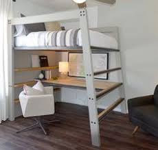 handmade modern a lofted bed you can u0027t find in stores bedrooms
