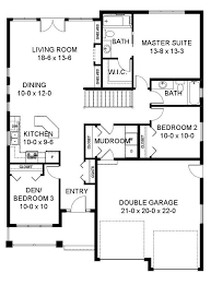 House Plans Traditional 234 Best Floor Plans Under 1600sq Ft Images On Pinterest Small