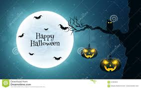 the background of halloween