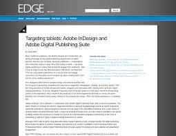 adobe edge tutorial on creating interactive publications adobe
