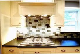 Drop In Rangesoapstone Backsplashpainted White Cabinets - Soapstone backsplash