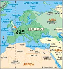 map of great britain european maps europe maps great britain