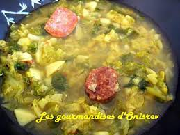 cuisiner le chou frisé recette de soupe au chou vert frisé à l espagnol