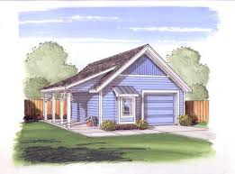 House Plans With Detached Garage And Breezeway 22 U0027w X 26 U0027l X 9 U0027h One Car Garage With Covered Porch At Menards