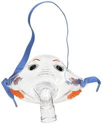 amazon com pp44f7248 bubbles the fish ii pediatric mask