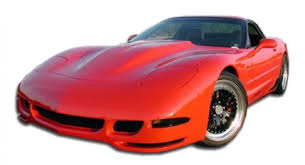 c5 corvette front spoiler 1997 2004 chevrolet corvette c5 duraflex ts concept front bumper cover