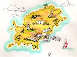 Majorca Spain Map Mallorca Map Commission Part 1 U2013 Mallorca And Ibiza The Daily Norm