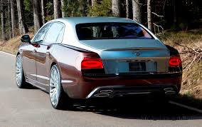 bentley flying spur custom mansory bentley flying spur versus mansory rolls royce wraith 7