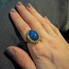 turquoise opal engagement rings calling all opals black opal anyone post yours weddingbee