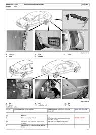 rear bumper removal pdf from manual needed asap mbworld org forums