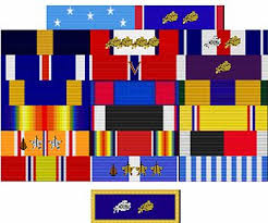 Awards And Decorations Army Service Summary Of Douglas Macarthur Wikipedia